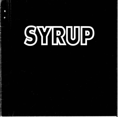 Syrup - Self Titled