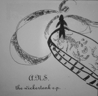 A.N.S. - The Wickertank EP